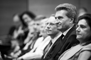 Günther Oettinger | CC BY 2.0 European People's Party