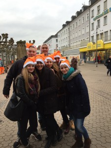 Piratiges Weihnachten in Saarlouis | CC BY Piratenpartei Saarland